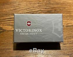 Victorinox Swiss Army Knife Classic SD Polished 925 STERLING SILVER Folder 53039