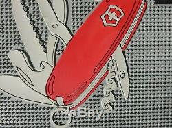 Victorinox Swiss Army Knife Counter Mat for dealers, Swisschamp, extremely rare
