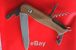 Victorinox Swiss Army Knife Damascus Edition 2015 0.9551. J15