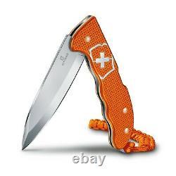 Victorinox Swiss Army Knife Hunter Pro Tiger Orange Alox 2021 Limited Ed