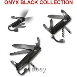 Victorinox Swiss Army Knife Onyx Black Collection