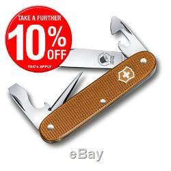 Victorinox Swiss Army Knife PIONEER NESPRESSO ALOX LIVANTO LTD ED'17
