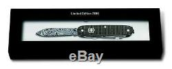 Victorinox Swiss Army Knife Pioneer X Damast Limited Edition 2016 0.8231. J16