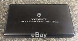 Victorinox Swiss Army Knife Salesman Sample Set with Case RARE