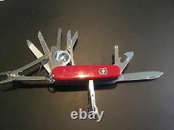 Victorinox Swiss Army Knife Survival SOS Kit Red SwissChamp Perfect