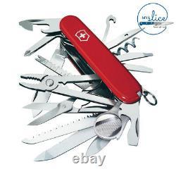 Victorinox Swiss Army Knife Swiss Champ Multi Tool Pocket Knife