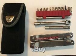 Victorinox Swiss Army Knife Swiss Tool With Pouch