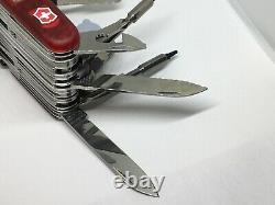 Victorinox Swiss Army Knife SwissChamp XAVT 91mm, rare