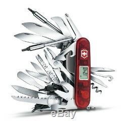 Victorinox Swiss Army Knife SwissChamp XAVT Ruby Swiss Champ 53509 1.6795. XAVT