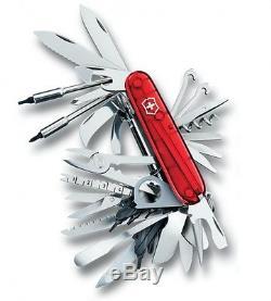 Victorinox Swiss Army Knife SwissChamp XLT 1.6795. XLT