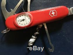Victorinox Swiss Army Knife TimeKeeper 91mm rare