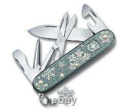 Victorinox Swiss Army Pocket Knife Pioneer X Winter Magic Se 2020 0.8231.22e1