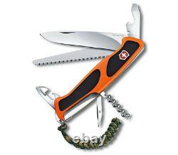 Victorinox Swiss Army Pocket Knife Rangergrip 55 Autumn Spirit 130mm 0.9563. C91