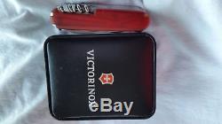 Victorinox Swiss Army SwissChamp XAVT Pocket Knife