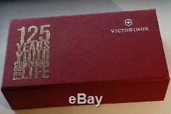 Victorinox Swiss Army knife rare Cybertool 125 years