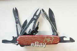 Victorinox Swiss Army knife rare Cybertool 125 years
