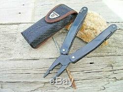 Victorinox SwissTool SPIRIT XBS Swiss Army Knife Multi-tool Nylon Sheath NEW