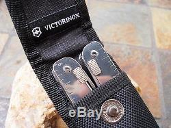Victorinox SwissTool X Swiss Army Knife Multi-tool Nylon Sheath 53936 NEW