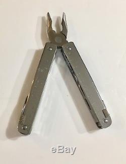 Victorinox Swisstool Rescue Swiss Army Pocket Knife Multi-Tool Leatherman Pliers