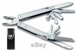 Victorinox Swisstool Swiss Army Knife 26 Tools Brand New 3.0323. N