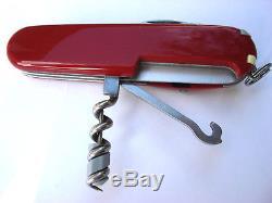 Victorinox TimeKeeper Swiss Army Knife Rare New Old Stock
