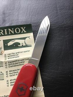 Victorinox Timekeeper Swiss Army Knife Early Version with Roman Numerals NEW