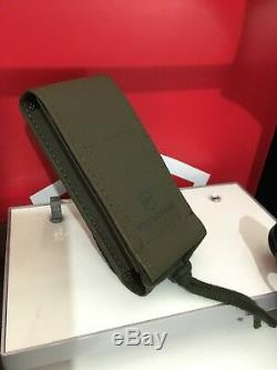 Victorinox Trailmaster BLACK EDITION Schwarz noir RAR Sammler Swiss Army Knife