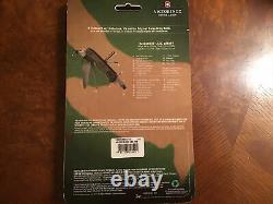 Victorinox US Army Soldier Combat Swiss Army Knife Olive Drab & Black New