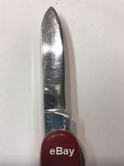 Victorinox Victoria Climber'60s'70s swiss army knife bail OLD