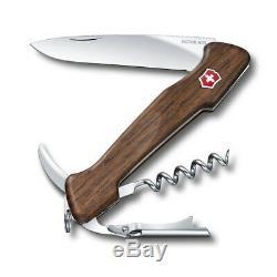 Victorinox Wine Master Swiss Army Knife Walnut Handle 0.9701.63 O/B