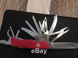 Victorinox Workchamp XL Swiss Army Knife