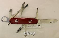 Victorinox Yeoman Swiss Army knife BSA- used, retired, excellent #8372