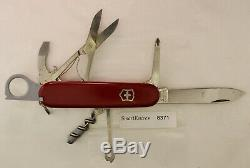 Victorinox Yeoman Swiss Army knife- used, rare, retired, good condition #8371