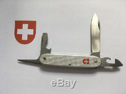 Victorinox v. 1981 Schweizer Messer Swiss Army Knife Alox