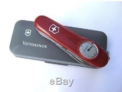 Vintage 1991 VICTORINOX Timekeeper SWISS ARMY KNIFE New In Box RARE