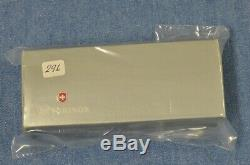 Vintage RARE NEW IN BOX MOTHER OF PEARL VICTORINOX SwissChamp Swiss Army Knife