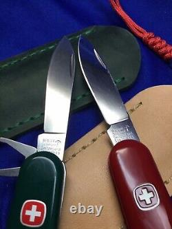 Vintage Swiss Army Knife 85 mm WENGER model 510, WENGER GOLFER 85 mm
