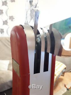 Vintage Swiss Army Knife store display shop stand for Victorinox folding knife