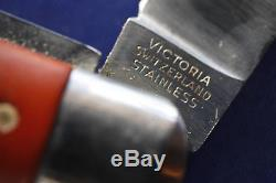 Vintage Victoria/Victorinox Swiss Army Knife Type 1908