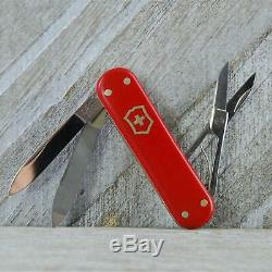 Vintage Victorinox 1950's 623 ACR Commander Pre-Bijou Swiss Army Knife Very Nice