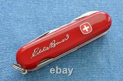 Vintage Wenger EDDIE BAUER MASTER LOCKABLE LOCK BLADE Swiss Army Knife SAK MINT