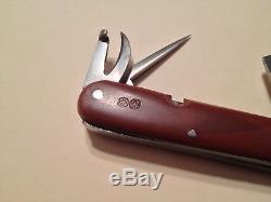WENGER SOLDAT 1939 SOLDIER STANDARD Swiss Army Knife SAK Model 1908 WWII WW2