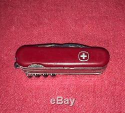 Wenger Bergeon Minathor Swiss Army Knife