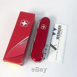 Wenger Cigar Cutter 85mm New in box Swiss Army Knife Like Victorinox NIB