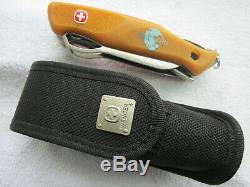 Wenger Mike Horn Expedition Swiss army knife-multitool 130mm, rare