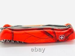 Wenger Ranger 55 Orange Realtree Ap Blaze 130mm Swiss Army Knife Vintage Nib