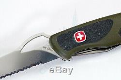 Wenger RangerGrip 178.823 1.077.178.823. X Swiss Army Folding Knife