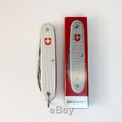 Wenger Soldier 1998 Soldat Suisse Swiss Army Knife New in Box with Bail Victorinox
