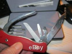 Wenger Swiss Army Knife Pocket Grip Multi Tool