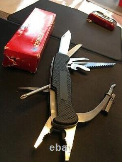 Wenger Swiss Army Swiss Grip Multi Tool Knife